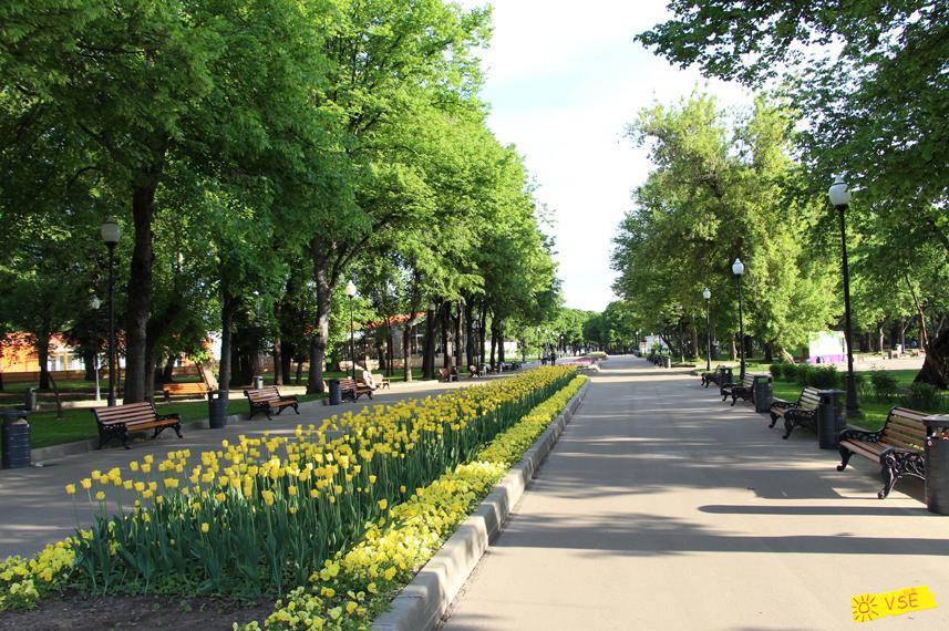 парк Горького, Москва