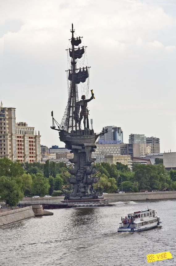 велопрогулка, Москва