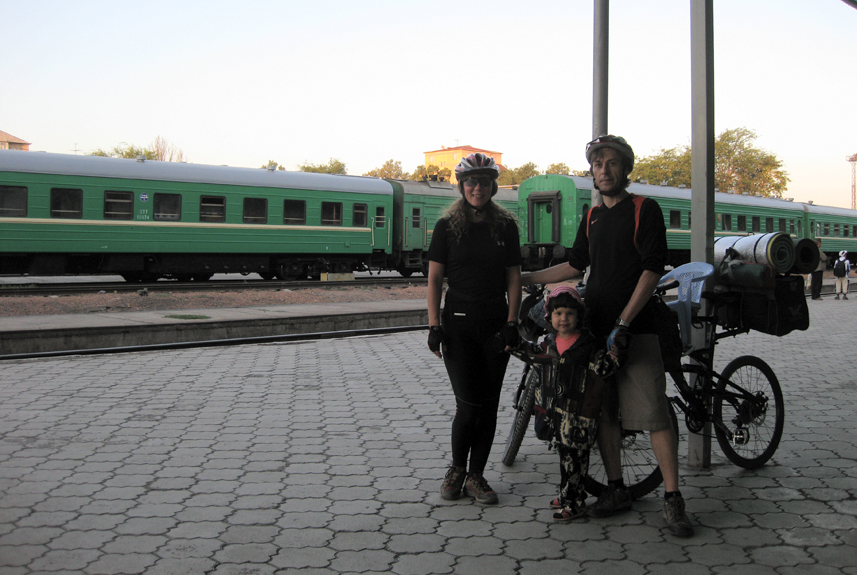Бишкек, вокзал