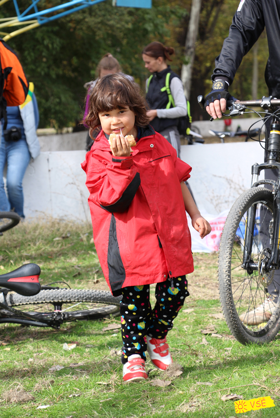 19.10.2014г соревнования по СО на велосипедах
