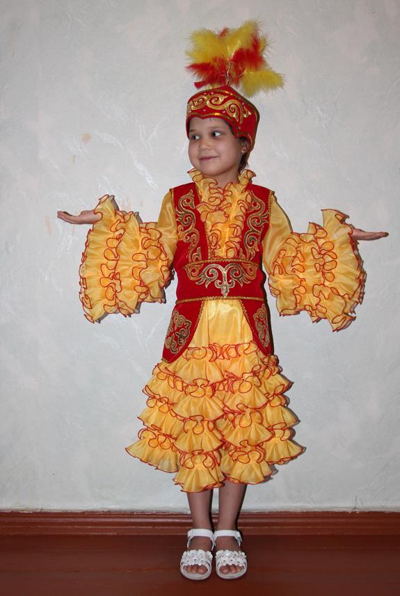 киргизская красавица