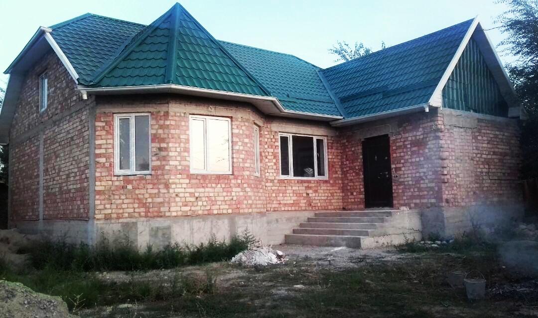 Продаю новый дом в Арча - Бешике