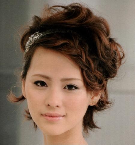 плетение косичек на средние волосы в домашних условиях.