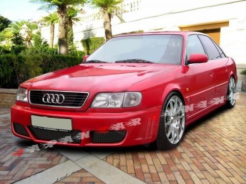 Фотогалерея Audi S6 C4.