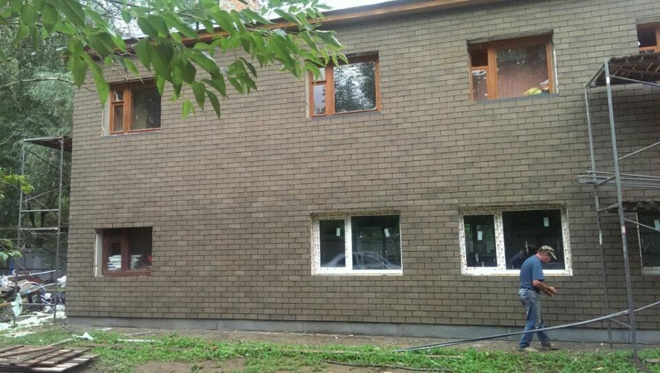 Утепление и покраска фасадов цена