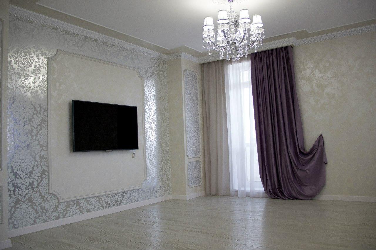 Ремонт 1-комнатных квартир в Москве и Московской области