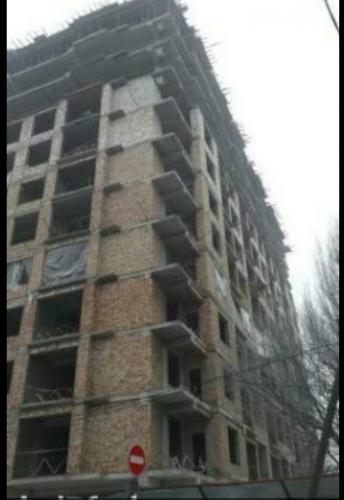 Однокомнатная квартира 78 кв.м.