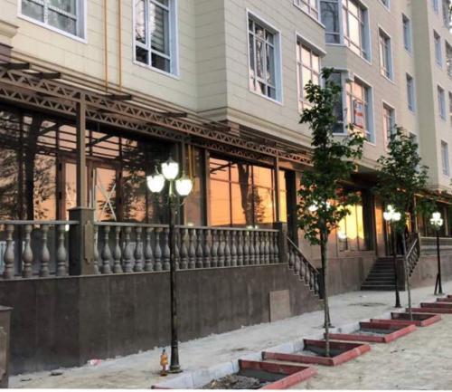 продаю 3-ком кв псо 159 м2 6 этаж в новом элитном строящемся доме Акылбека66/Разина 600$