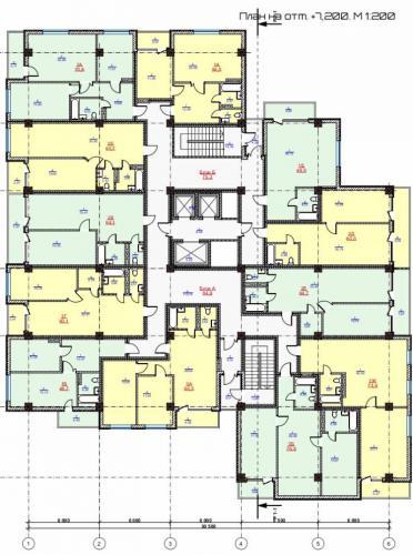 Недельная Акция На Квартиры в 9 микр от Альянс от 450$м2 1 кв,2 кв,3 кв