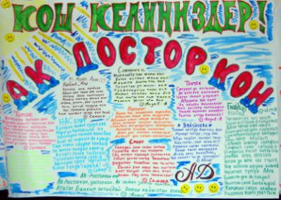 кыргыз тил жонундо макалдар лакаптар