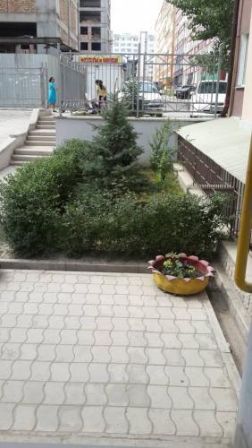 1-кв мкр Тунгуч 46кв.м. В новом доме. Бишкеккурулуш
