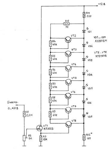 Страница 1 из 3 - Светодиодный Индикатор Зарядки Аккумулятора - опубликовано в Автомобильная электроника...