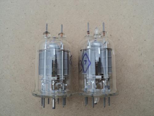 Лампа ГМИ-6 Импульсный модуляторный двойной тетрод для работы в импульсных модуляторах стационарных и передвижных...