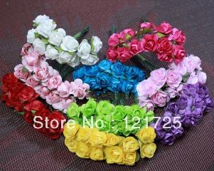 Free_Shipping_font_b_Paper_b_font_font_b_Flowers_b_font_Mini_Rose_font_b.jpg