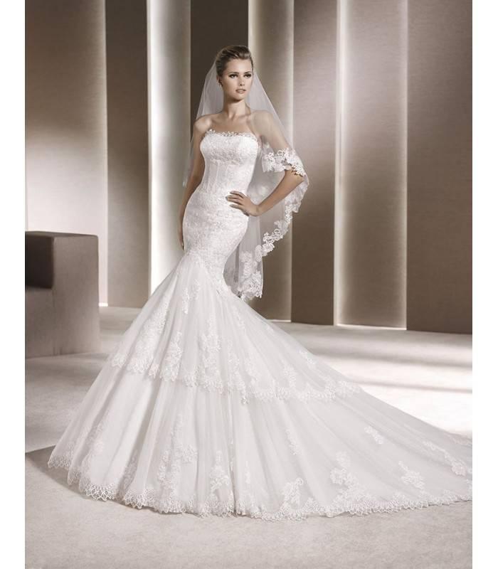 0844277f1b408c9 Продаю свадебное платье La Sposa куплено в Барселоне - Для женщин ...